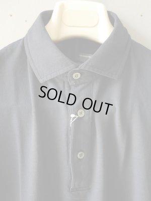 画像1: Drumohr(ドルモア) ポロシャツ 半袖 ネイビー